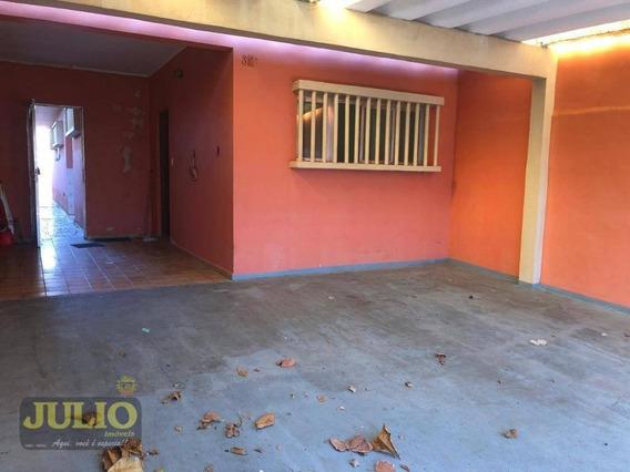 Entrada R$ 48 Mil ( + Saldo Financiado Pelo Seu Banco ) Casa Com 2 Dormitórios À Venda, 70 M² Por R$ 240.000 - Flórida Mirim - Mongaguá/sp - Ca3509