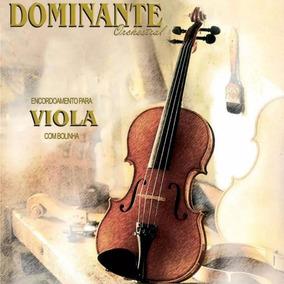 Encordoamento Viola De Arco Dominante 5300 Cheiro De Música