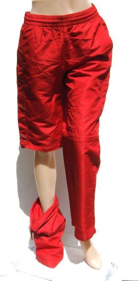 Old Navy Pantalon Impermeable Xl Desmontable Bermuda-ana.mar