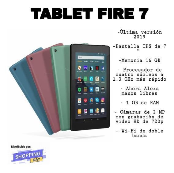 Tablet Fire 7 Somos Tienda Fisica