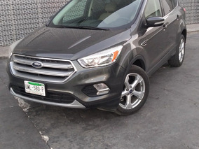 Ford Escape Trend Advance Ecoboost 2017