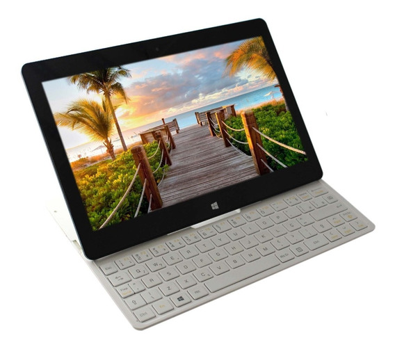 Notebook Lg Slidepad 2 Em 1 Intel Atom 2gb Seminovo (12152)