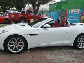Jaguar F-type 5.0l V8 S Convertible Mt 2014