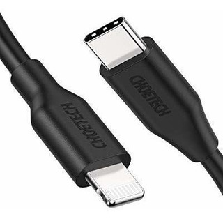 Cable Usb C A Lightning De Choetech Cable De Sincronizacion