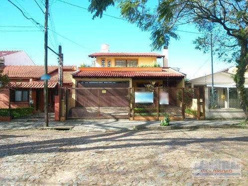 Casa Com 4 Dormitórios À Venda, 200 M² Por R$ 800.000,00 - Cavalhada - Porto Alegre/rs - Ca0168