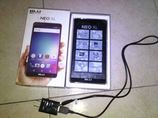 Celular Blu Neo Xl Nuevo Sin Chip Y Sin Memoria
