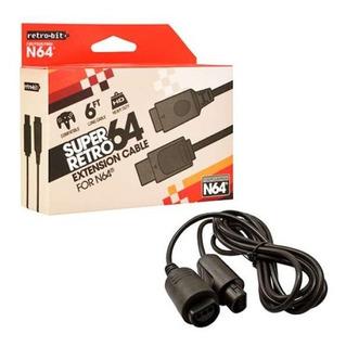 Extension Para Control N64 Retro-bit Nueva