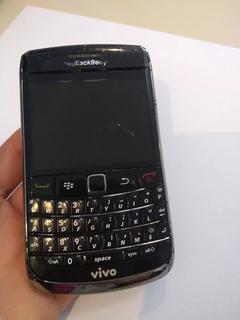 Celular Blackberry 9700 - Defeito