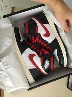 Nike Air Jordan 1 Gym Red