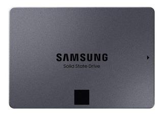 Disco sólido interno Samsung 860 QVO MZ-76Q1T0 1TB