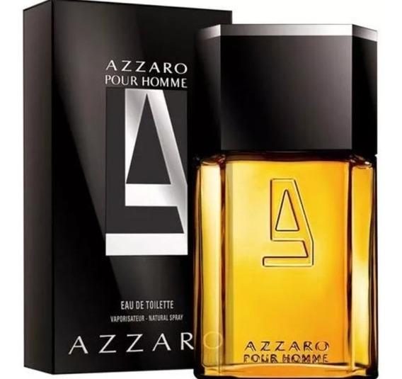 Perfume Azzaro Pour Homme Masculino Eau De Toilette 30ml