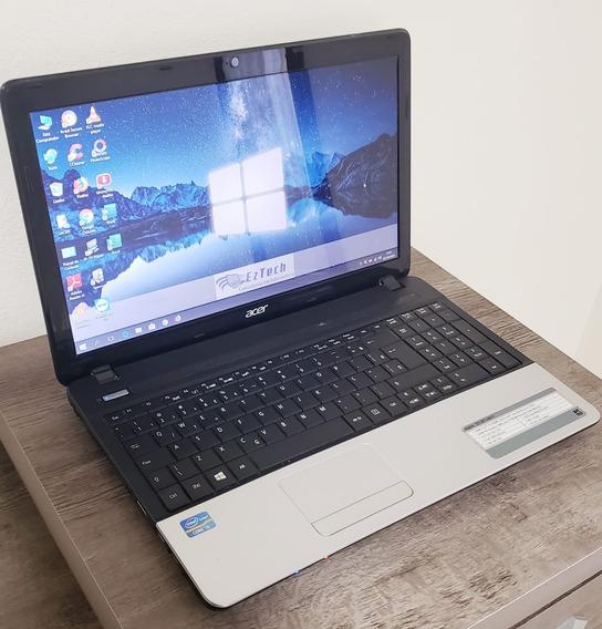 Notebook Gamer Acer Aspire E1-571 Core I5 6gb 500gb Promoção