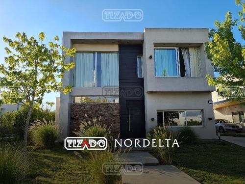 Casa En Alquiler En Nordelta