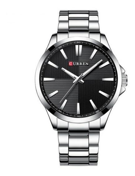 Relógio Masculino Original Curren - Modelo 2020 Lançamento