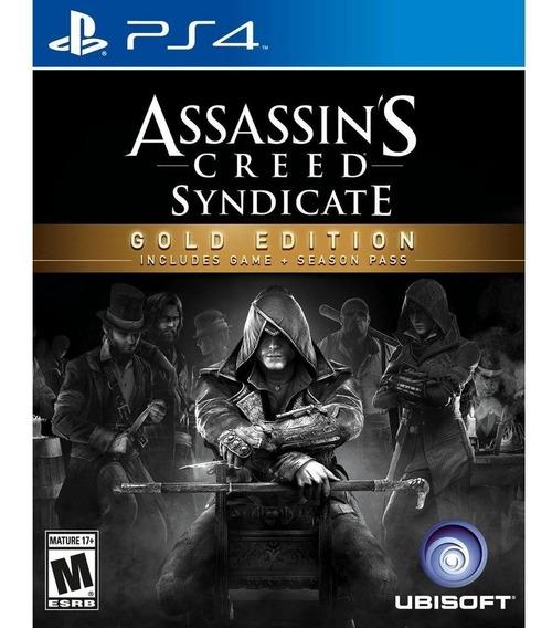 Assassins Creed Syndicate Gold Edition 1ª Digital Psn