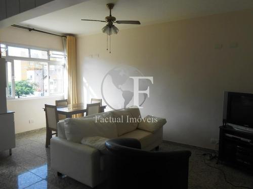 Apartamento Com 1 Dormitório À Venda, 50 M² Por R$ 230.000 - Enseada - Guarujá/sp - Ap9952