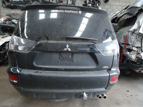 Sucata Mitsubishi Outlander 2011 Automatica V6