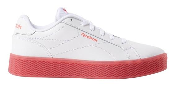 Zapatillas Reebok Royal Complete Bla/ros De Mujer