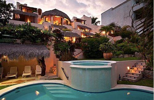 Residencia Con Vista Al Mar En Venta En Huatulco, Bahía Cone