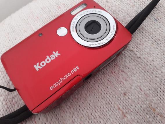 Cámara Kodak Easyshare Mini.