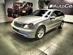 Mercedes Benz Clase C 1.8 200 Kompressor Classic At