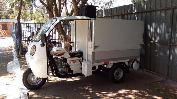 Food Truck Triciclo Tuktuk Tuctuc Tuk Tuk Tuc Tuc Completa
