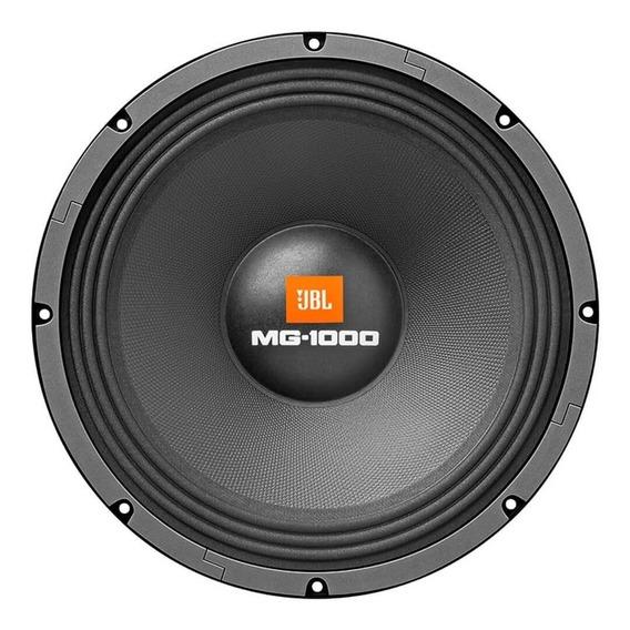 Alto Falante 12 Polegadas Jbl Mid Bass 12mg1000 4 Ohms