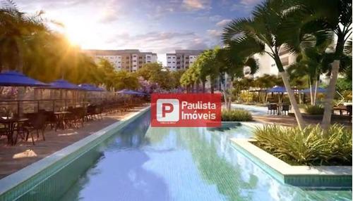 Apartamento À Venda, 66 M² Por R$ 479.591,01 - Santo Amaro - São Paulo/sp - Ap27004