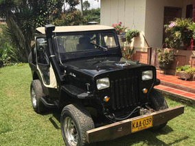 Willys 1953 Willys