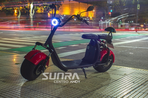 Sunra Spy Racing 1500w Citycoco 20ah /60 Km/h /golf 18 H / A