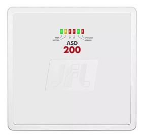 Central De Alarme Convencional 2 Zonas Asd 200 Jfl