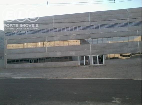 O Condomínio Industrial Caldeira Possui Galpões Com Moderna Infraestrutura Para A Instalação Da Sua Indústria. Em Excelente Localização, A 500 Metros - Gl00121 - 33988875