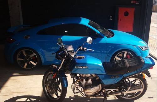 Imagem 1 de 1 de Moto Honda Cb400