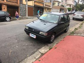 Fiat / Uno Mille Fire 1.0 - Novissimo - 4 Portas - Vila Amer