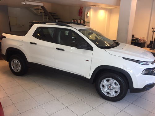 Fiat Toro 1.8 At6 Nafta Retira Con Dni Y Tu Usado + Cuotasa-