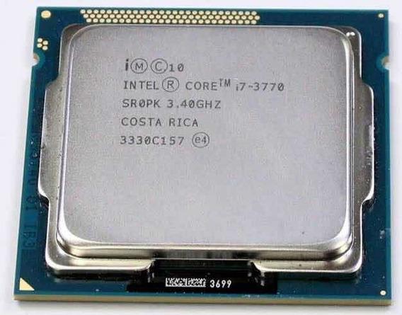 Processador Intel I7 3770 Lga 1155 + Brinde