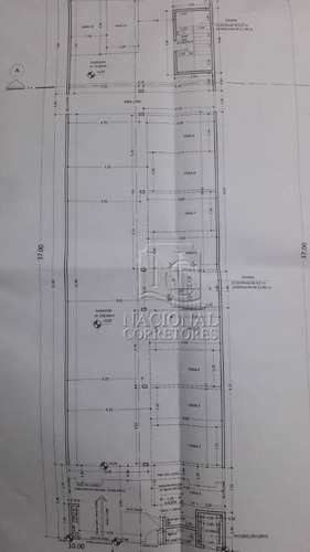 Cobertura À Venda, 98 M² Por R$ 480.000,00 - Campestre - Santo André/sp - Co4250