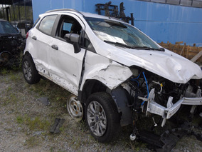 Sucata Ford Ecosport 2014 Freestyle 2.0 4x4