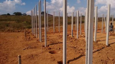 Jv 1000m2 P/construir Sua Chácara C/ Água E Luz