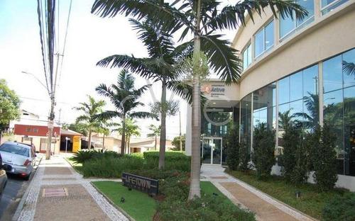 Sala Para Aluguel Em Cambuí - Sa004753