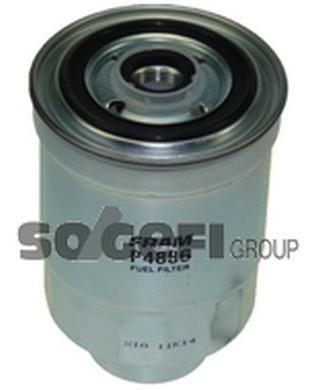 Filtro De Combustível Fram - P4886