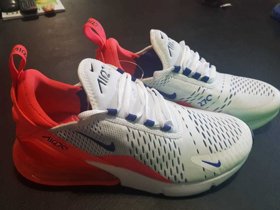 Zapatillas Nike 270 Blancas Hombre Mujer