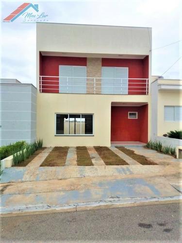 Casa A Venda No Bairro Horto Florestal Em Sorocaba - Sp.  - Ca 079-1
