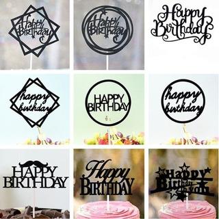 Toppers Habladores Cumpleaños Para Decorar Tortas Y Cupcakes