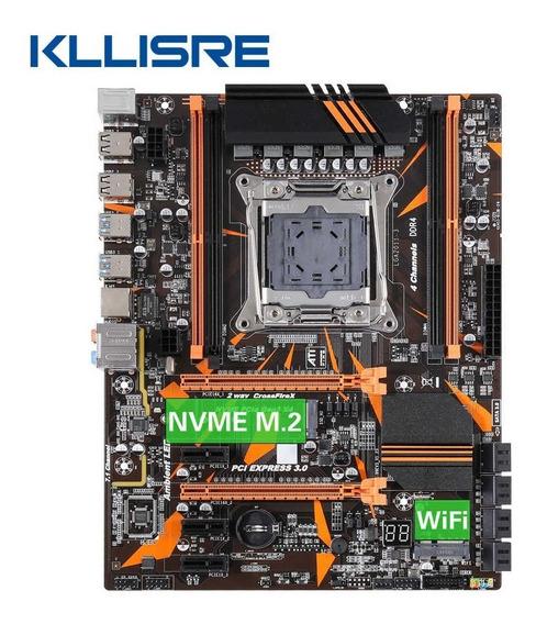 Kit Placa Mãe Kllisre X99 Xeon = I7 4° Geração 6c 12t 8gb