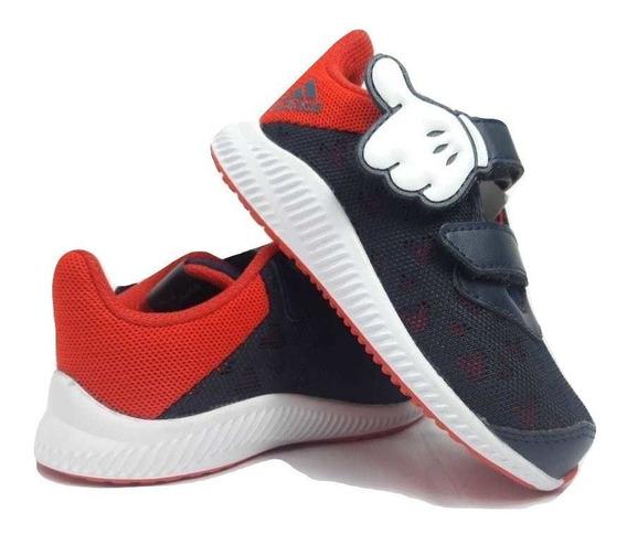 Tênis adidas Disney Mickey Fortarun Infantil