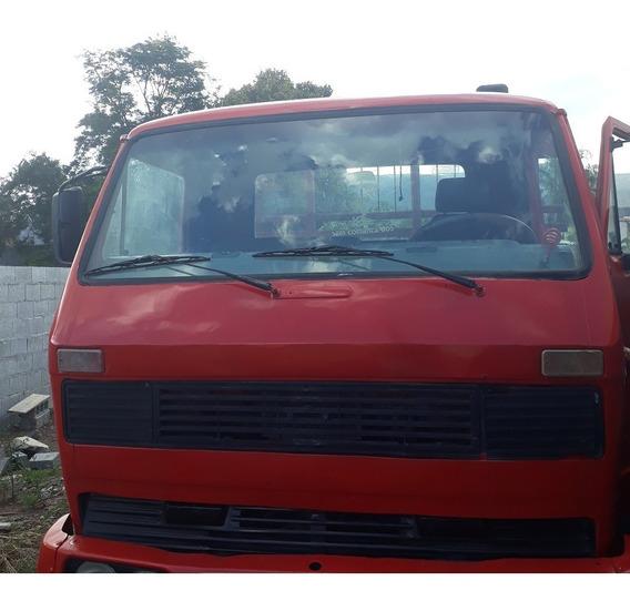 Caminhão Carroceria Vm 11-130 1986