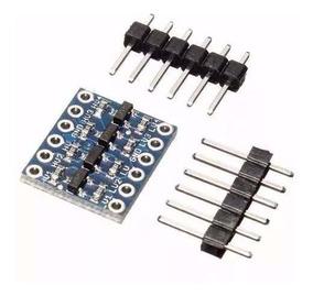 Conversor Nível Lógico Bidirecional I2c 5v P/ 3,3v Arduino