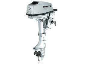 Motor Fuera De Borda Honda Bf5 4 Tiempos Honda Guillon +