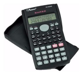 Calculadora Científica Kenko Kk82ms 240 Funções